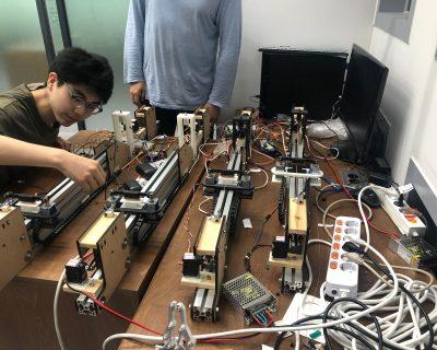 [KAIST] 2019 융합캡스톤 인공지능기타로봇 개발